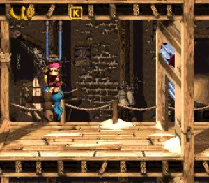 Donkey Kong Country 3: Dixie Kong's Double Trouble! Review - Screenshot 1 of 2