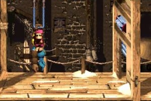 Donkey Kong Country 3: Dixie Kong's Double Trouble! Screenshot