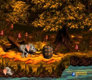 Donkey Kong Country 3: Dixie Kong's Double Trouble! Review - Screenshot 2 of 2