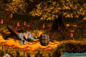 Donkey Kong Country 3: Dixie Kong's Double Trouble! Screenshot