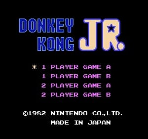 Donkey Kong Jr. Review - Screenshot 1 of 3