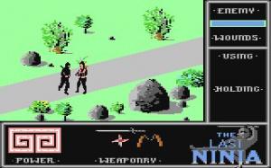 The Last Ninja Review - Screenshot 3 of 3