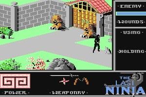 The Last Ninja Screenshot