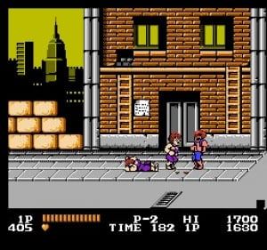 Double Dragon Review - Screenshot 2 of 4