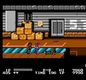 Double Dragon Review - Screenshot 4 of 4