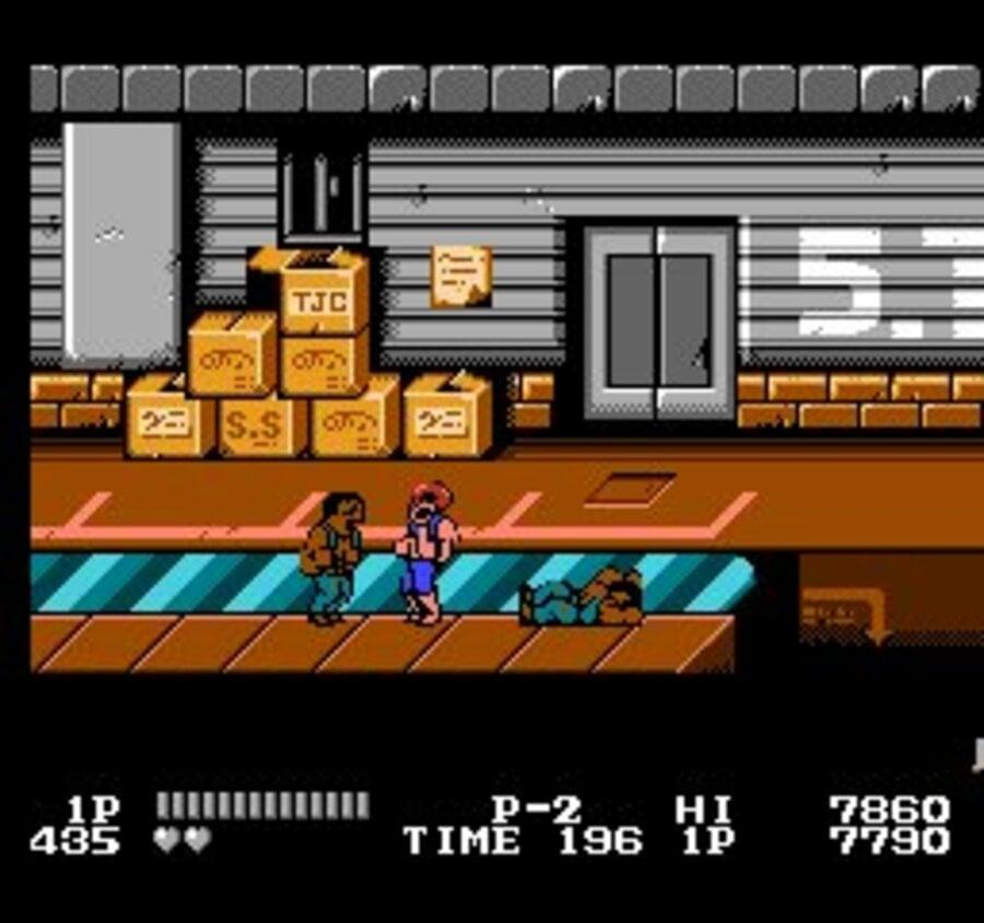 Double Dragon Screenshot