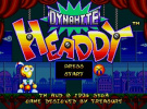 Dynamite Headdy Screenshot