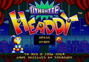 Dynamite Headdy Review - Screenshot 3 of 3