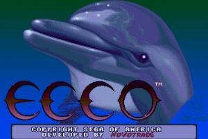 Ecco The Dolphin Screenshot