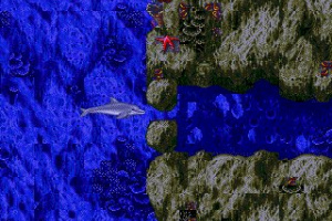 Ecco The Dolphin Screenshot