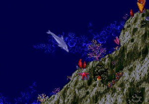 Ecco The Dolphin Review - Screenshot 2 of 2