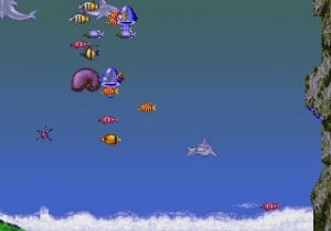 Ecco The Dolphin Review - Screenshot 1 of 2