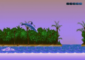 Ecco: The Tides of Time Review - Screenshot 2 of 2