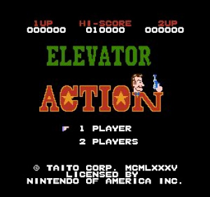 Elevator Action Review - Screenshot 2 of 2