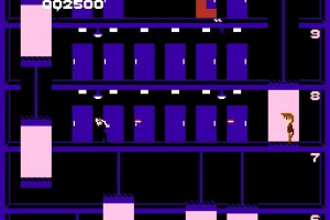 Elevator Action Screenshot