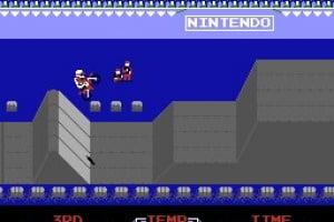 Excitebike Screenshot