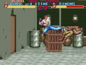 Final Fight Review - Screenshot 1 of 3