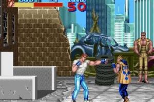 Final Fight Screenshot