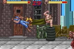 Final Fight Screenshot