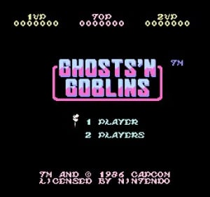 Ghosts 'n Goblins Review - Screenshot 3 of 3