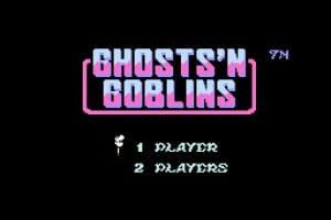 Ghosts 'n Goblins Screenshot