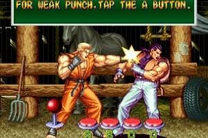 Art of Fighting 2 Screenshot