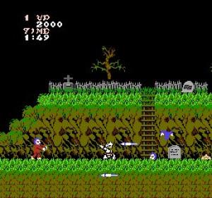 Ghosts 'n Goblins Review - Screenshot 1 of 5