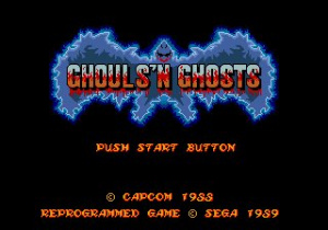 Ghouls 'n Ghosts Review - Screenshot 1 of 2