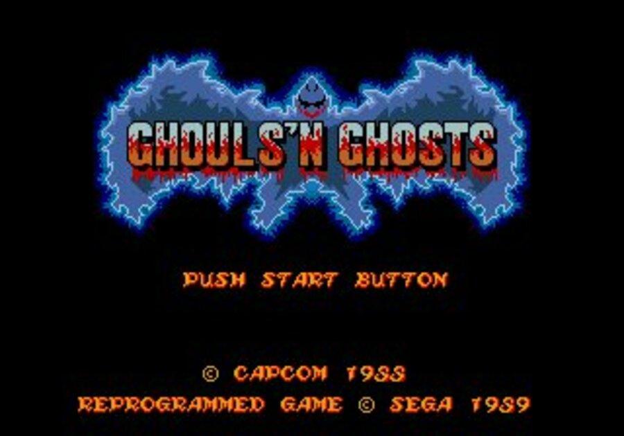 Ghouls 'n Ghosts Screenshot