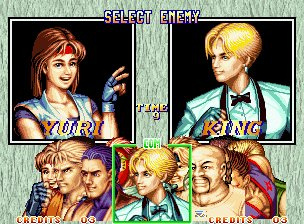 Art Of Fighting 2 Review Switch Eshop Neo Geo Nintendo Life