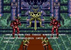 Golden Axe II Review - Screenshot 2 of 2