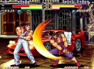 Art Of Fighting 2 Review - Screenshot 2 of 4