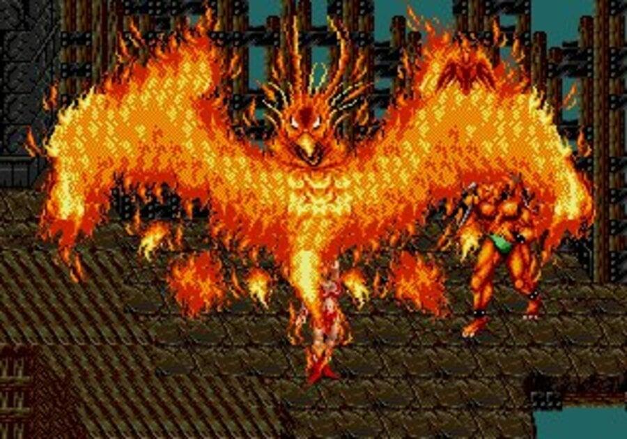 Golden Axe II Screenshot