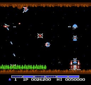 Gradius Review - Screenshot 2 of 2