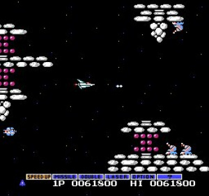 Gradius Review - Screenshot 1 of 3