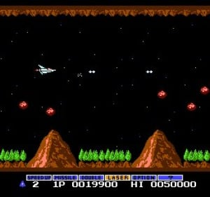 Gradius Review - Screenshot 3 of 3