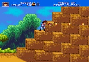 Gunstar Heroes Review - Screenshot 2 of 2