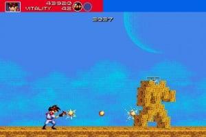 Gunstar Heroes Screenshot