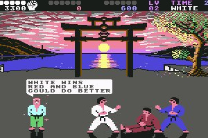 International Karate + Screenshot