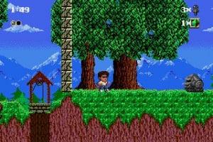 Kid Chameleon Screenshot