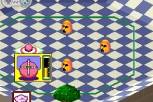 Kirby's Dream Course Screenshot
