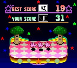 Kirby's Dream Course Review - Screenshot 2 of 2