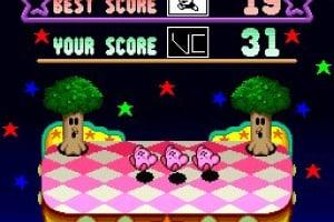 Kirby's Dream Course Screenshot