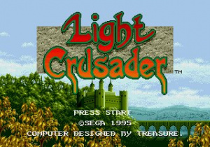 Light Crusader Review - Screenshot 1 of 3