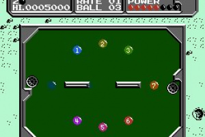 Lunar Pool Screenshot