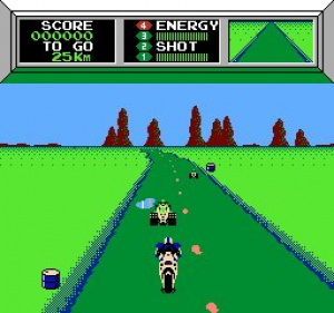 Mach Rider Review - Screenshot 4 of 5