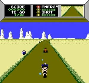 Mach Rider Review - Screenshot 2 of 2