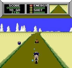 Mach Rider Review - Screenshot 1 of 2