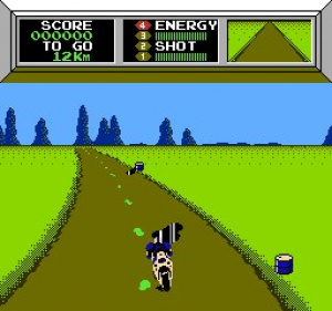 Mach Rider Review - Screenshot 2 of 2