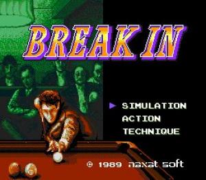 Break In Review - Screenshot 1 of 2